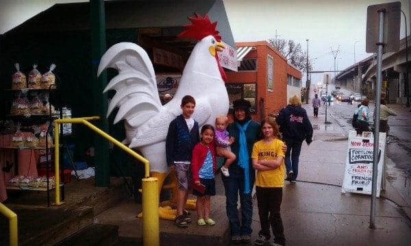 minneapolis farmers market chicken