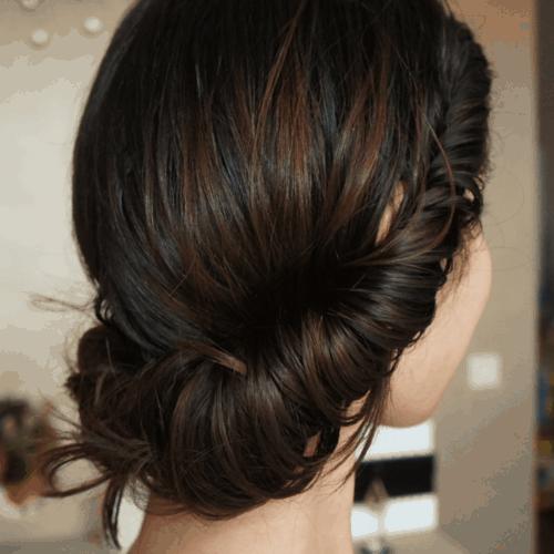 Pinterest: Hair Styles for Moms on the Go