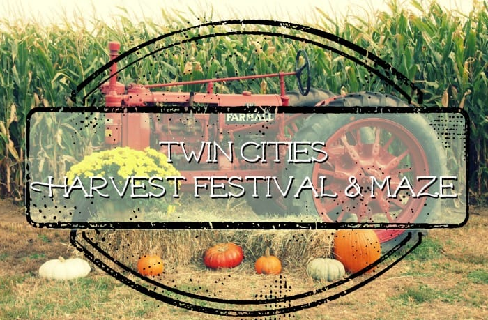 twin cities corn maze brooklyn park review 2014