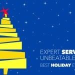 Holiday Tree 2014 best buy blogger mn