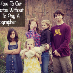 3 Tips How To Get Great Photos Without Having To Pay A Photographer 2014 2015