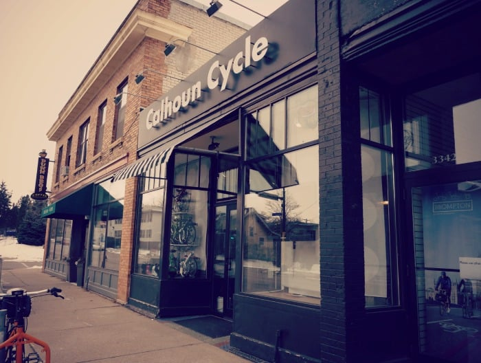 Calhoun Cycle uptown minneapolis bike shop yuba life in mn blog 2014