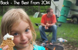 Looking Back - The Best From 2014 cover welcome post
