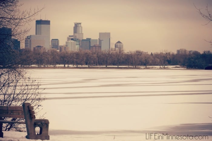 lake calhoun winter minneapolis mn downtown skyline life in minnesota blog places to visit 2014