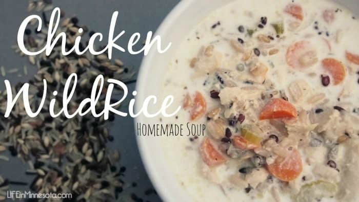 winter time soup recipes chicken ideas mn wild rice
