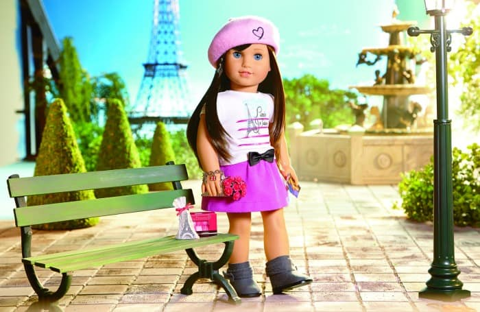 Fashion inspiration: american girl doll