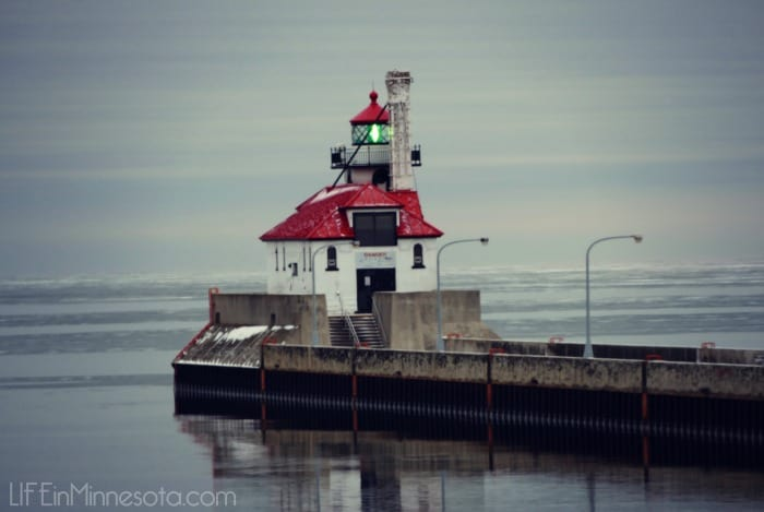 lighthouse lake superior duluth north shore landmark mn 2015 life in minnesota blog
