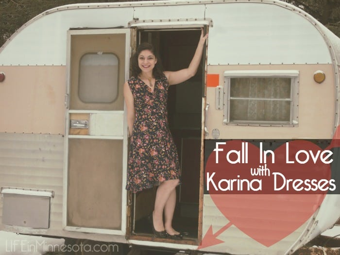 Fall In Love With Karina Dresses + #Frockstar Giveaway