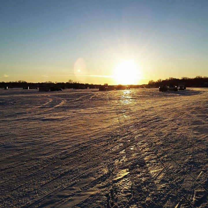 Prior Lake, MN Sent In By: Nick Hollebrands 1/26/2015