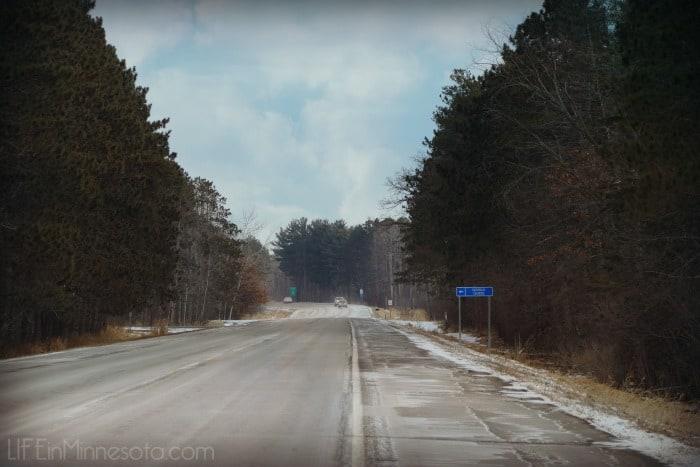 minnesota roads north twin cities braham, mn