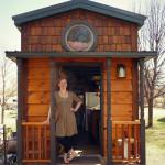 A Blessed Life Inside A Tiny House Kim Kasl MN