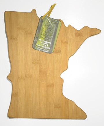 Minnesota Bamboo Cutting & Serving mother's day gift ideas 2015