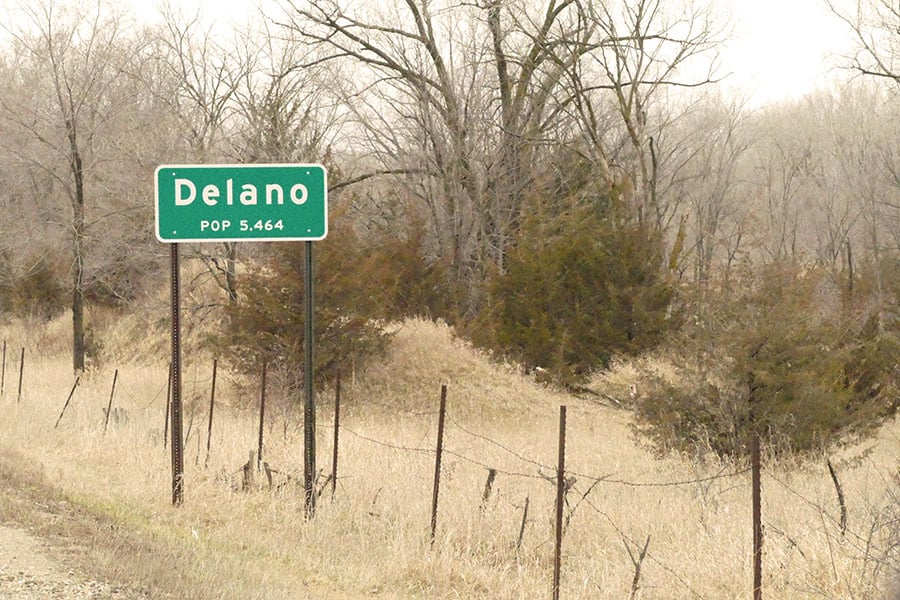 Delano small town mn american dream