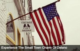 Experience The Small Town Charm Of Delano, Minnesota