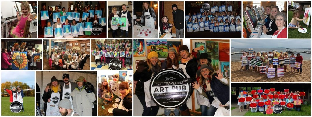 fun art pub party ideas minnesota traveling