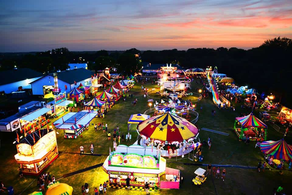 Benton County Fair 2020.12 Minnesota County Fairs That You Should Absolutely Visit