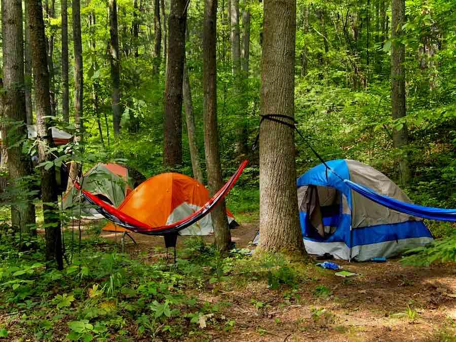 Minnesota Camping