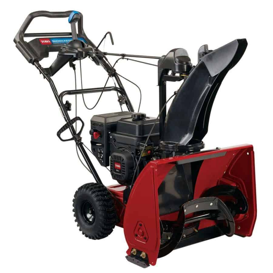 Minnesota Toro Snowblower