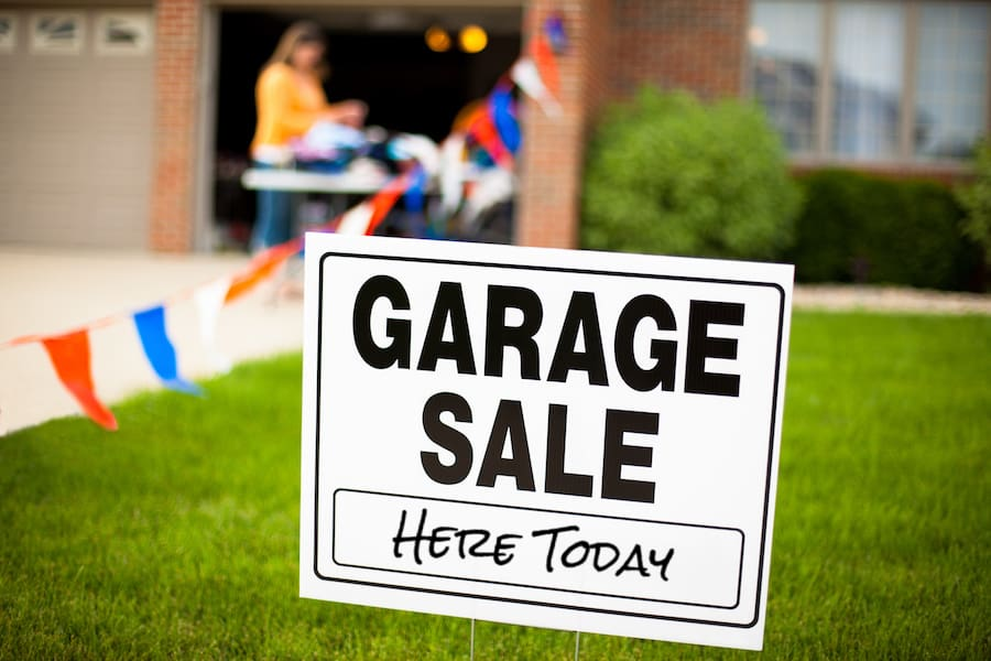 Twin Cities Garage Sales this weekend mn