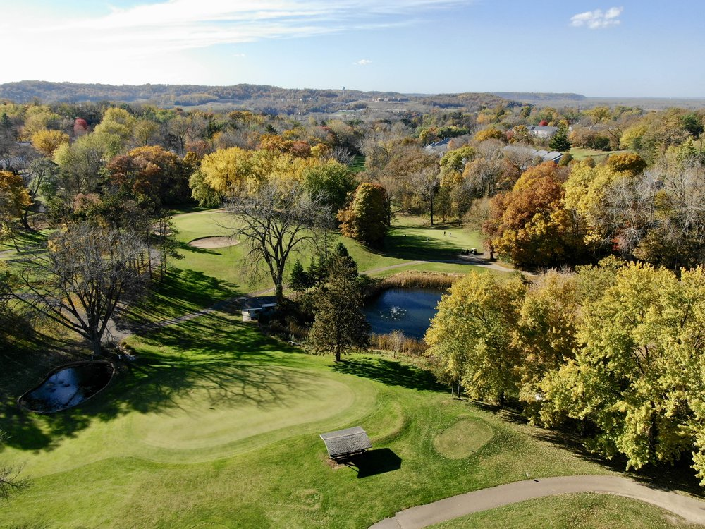 Golf Course in Red Wing