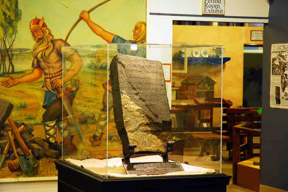 Alexandria has a rich Viking history going back hundreds of years.
