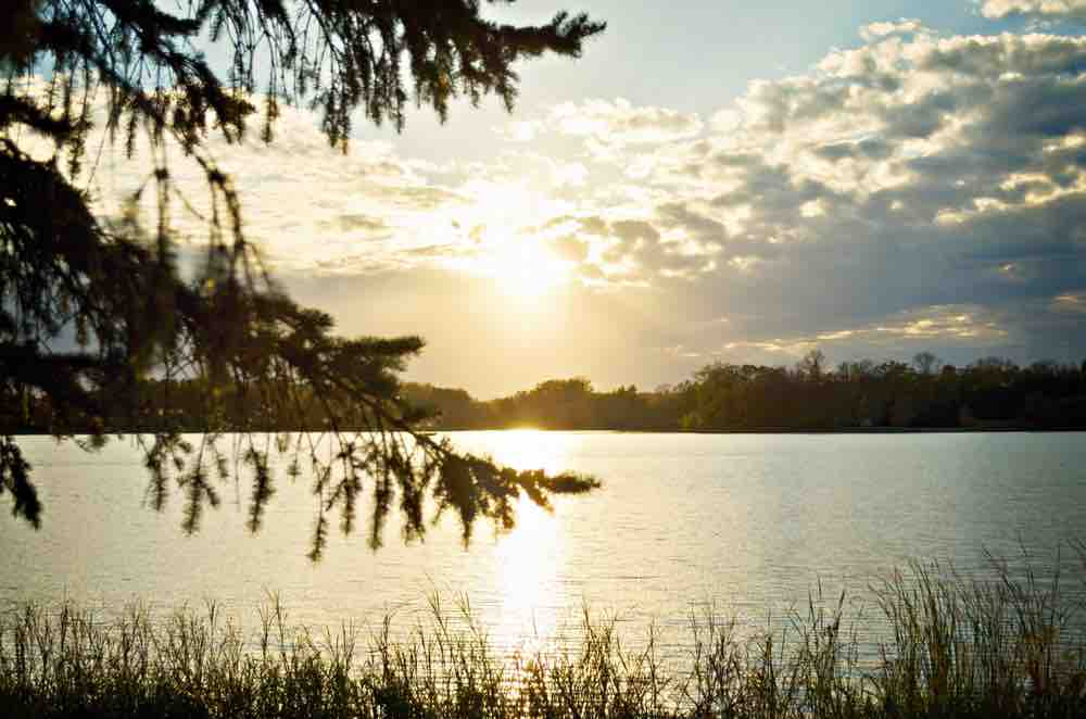 One of the best things to do in Alexandria MN is visit the well stocked lakes for fishing.