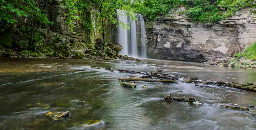 For nature lovers, Minneopa State Park is a must-see of the things to do in Mankato MN.