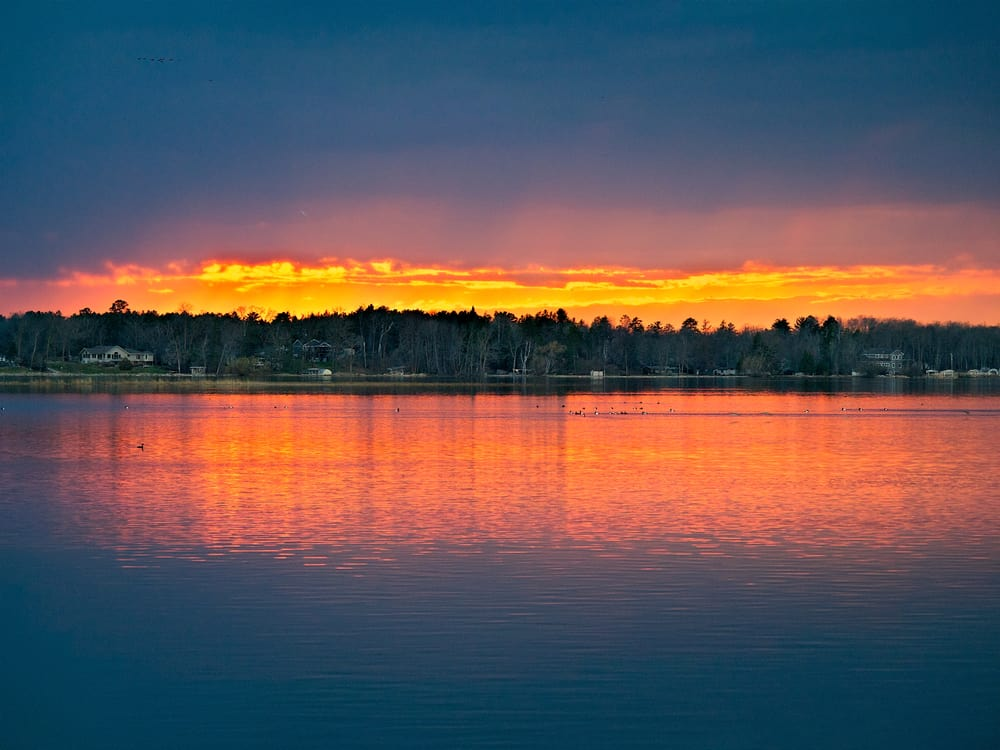 Visitors will find picturesque nature and culture on the shores of Lake Bemidji MN.
