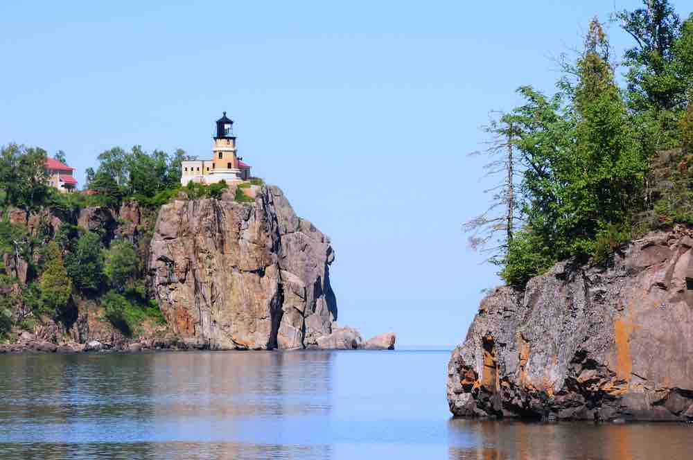 There's plenty of lake activities and things to do in Two Harbors MN.