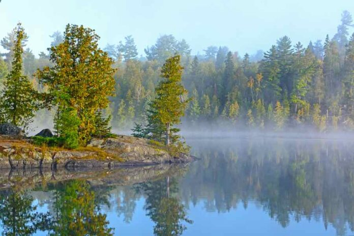 Ottertrack Lake - Minnesota