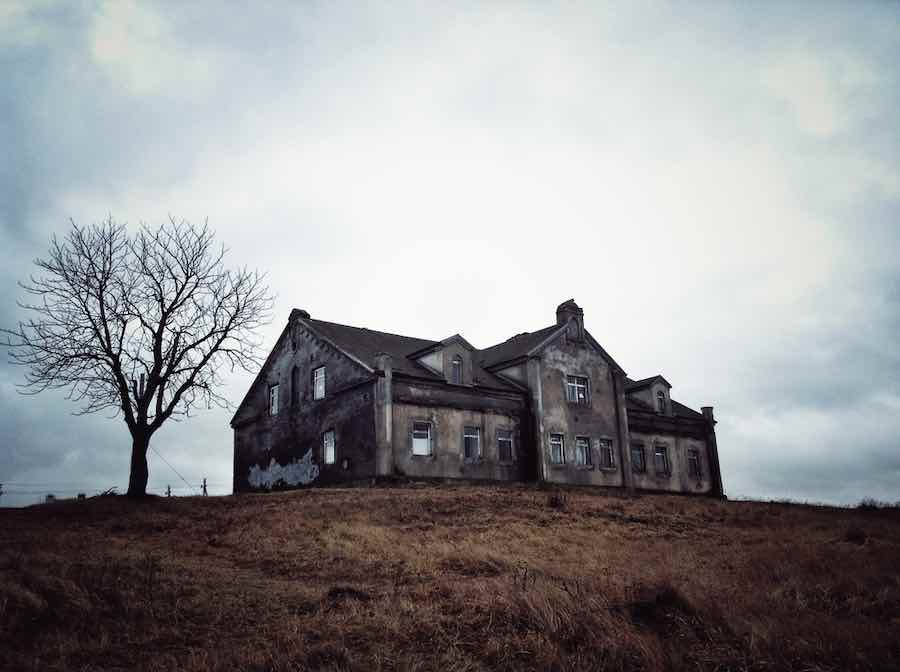 Haunted Houses In Minnesota