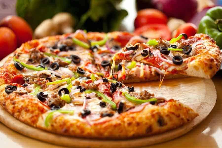 Minnesota Pizza