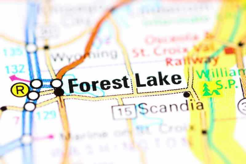 Things to do in forest lake mn