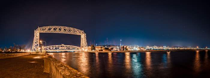 Aerial Lift Bridge - Things to do in Duluth MN