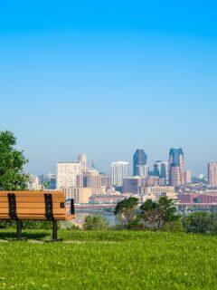 Scenic view of St. Paul, Minnesota