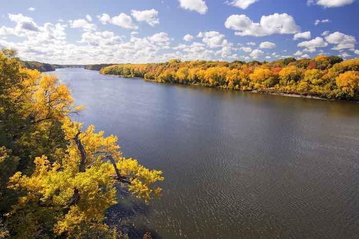 Mississippi River MN