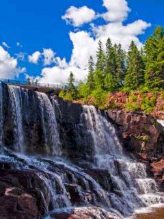 Waterfall in MN